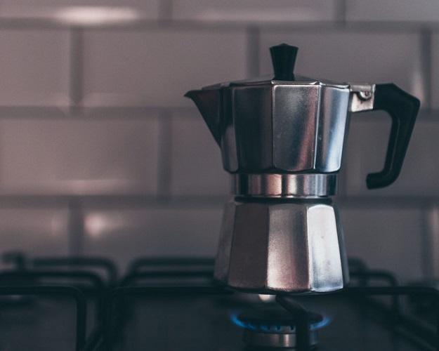 Per Pulire La Moka Dai Residui Di Caffè