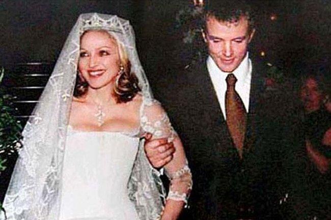Madonna's Wedding