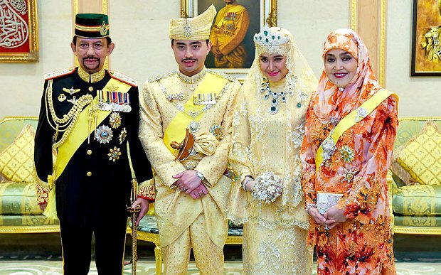 Prince Abdul Malik's Wedding