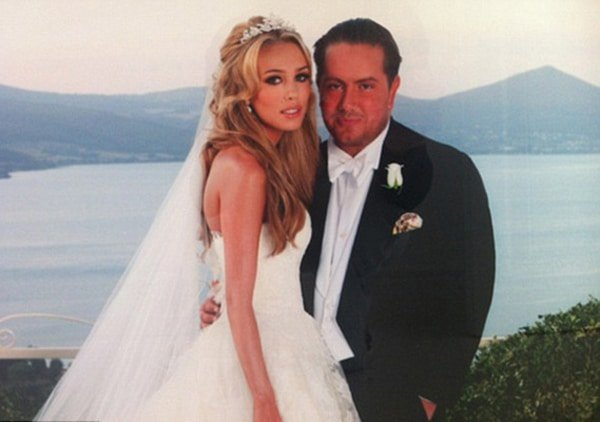Heiress Petra Ecclestone's Marriage