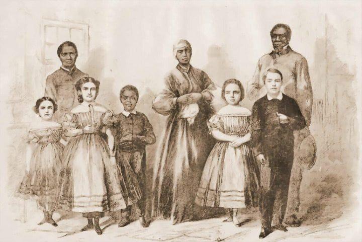 The Descendants Of Sally Hemings