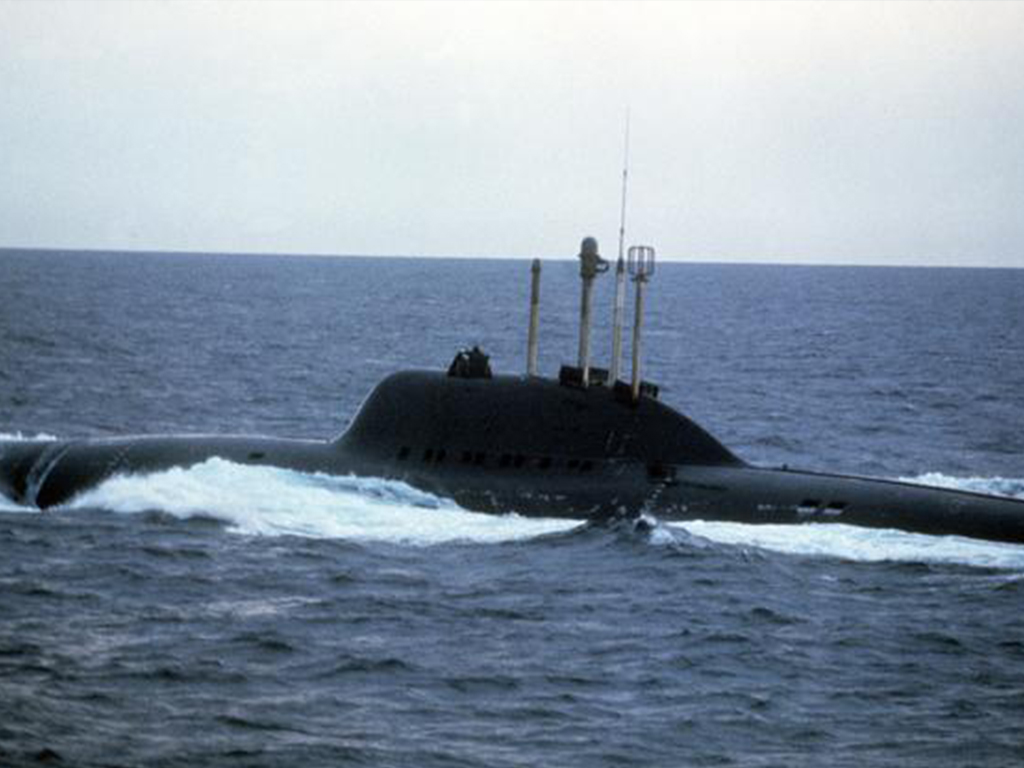 Russian Subs Have Been Called The Best Out There