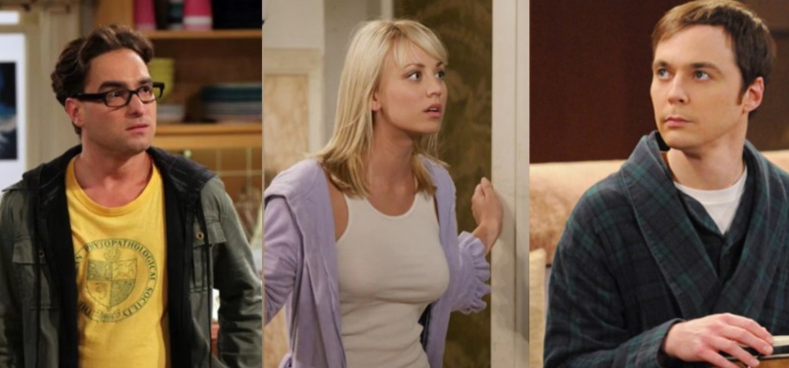 ¿Cómo Son Los Actores De Big Bang Theory En La Vida Real?