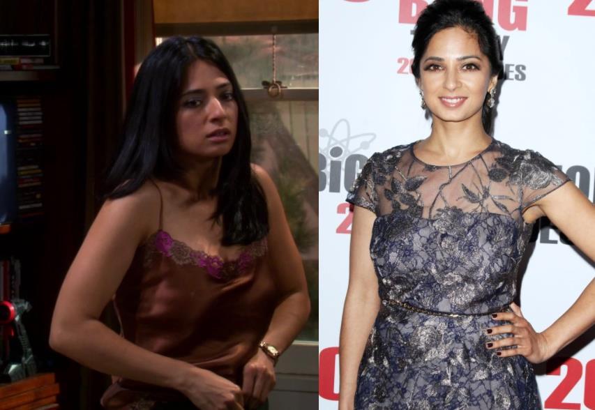 Aarti Mann Como Priya Koothrappali