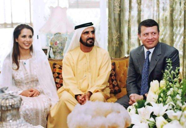 Príncipe Y Princesa Mohammed Y Salama