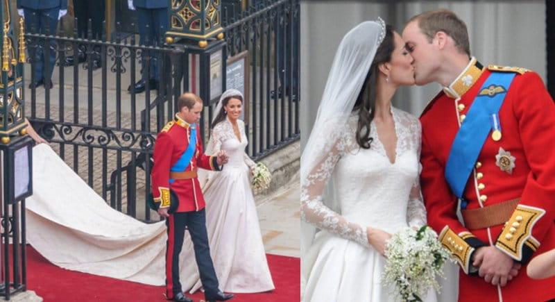 Príncipe Guillermo Y Catalina Middleton