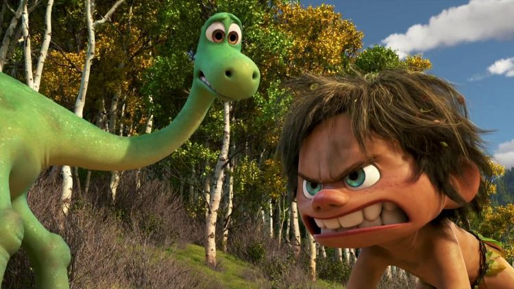 The Good Dinosaur (2015)