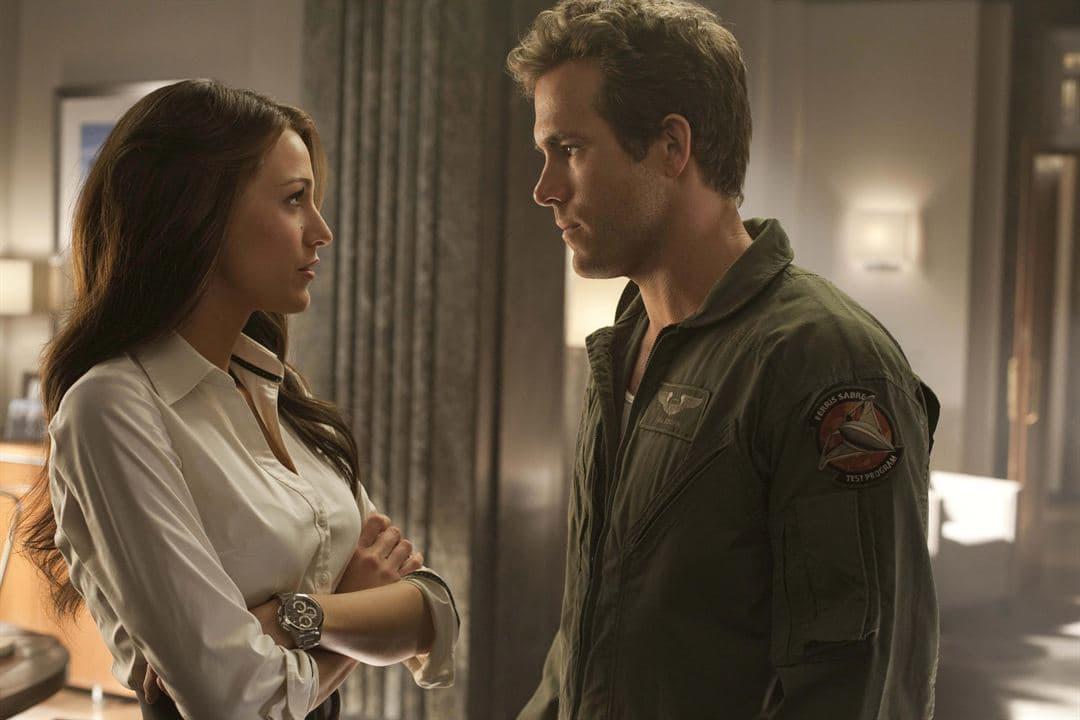Green Lantern - Ryan Reynolds