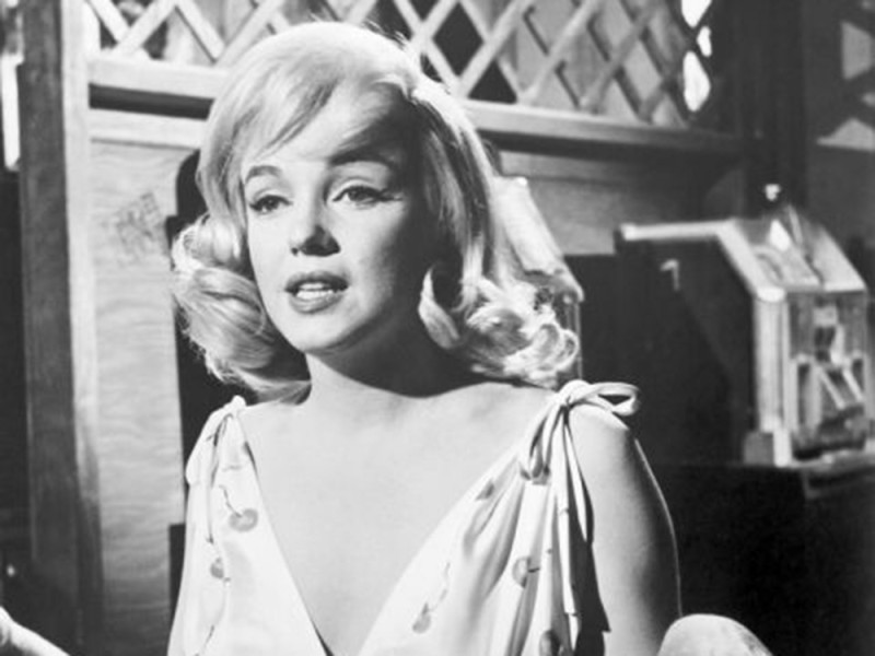The Misfits - Marilyn Monroe & Arthur Miller