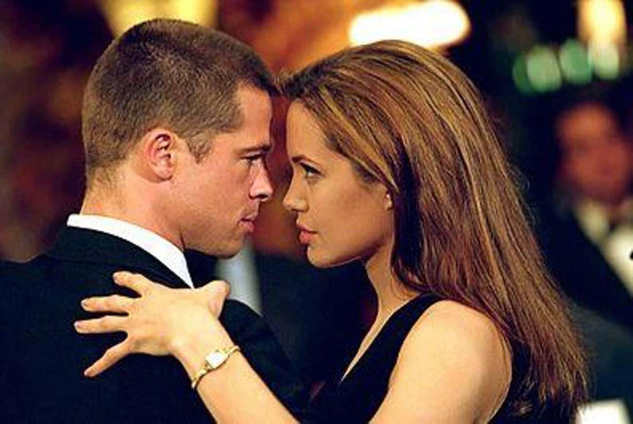 Mr. & Mrs. Smith - Brad Pitt & Jennifer Aniston