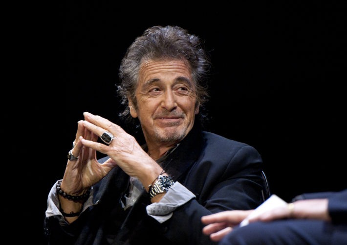 An Evening With Al Pacino At Eventim Apollo