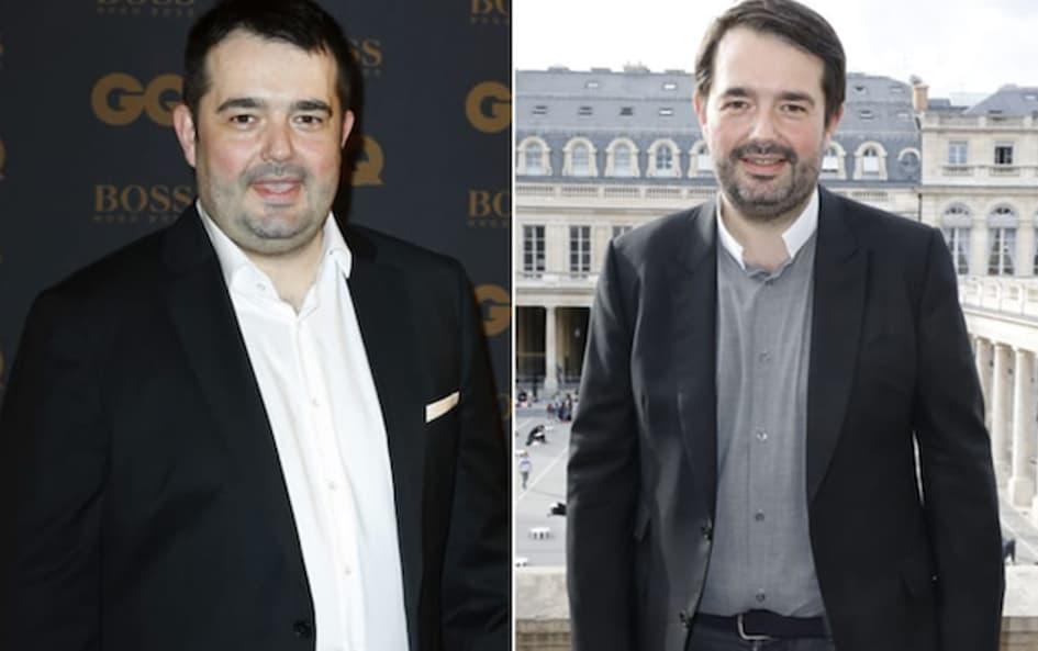 Jean François Piège, 30 Kilos En Moins Pour Retrouver La Pêche