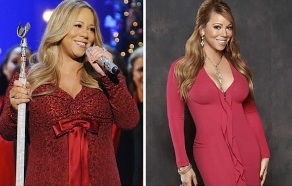 Mariah Carey, 14 Kilos En Moins Pour Retrouver Un Corps Sain