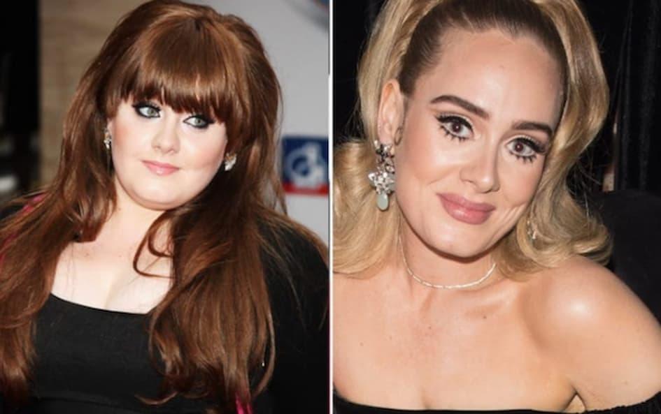 Adele, 45 Kilos En Moins Après Sa Rupture Sentimentale