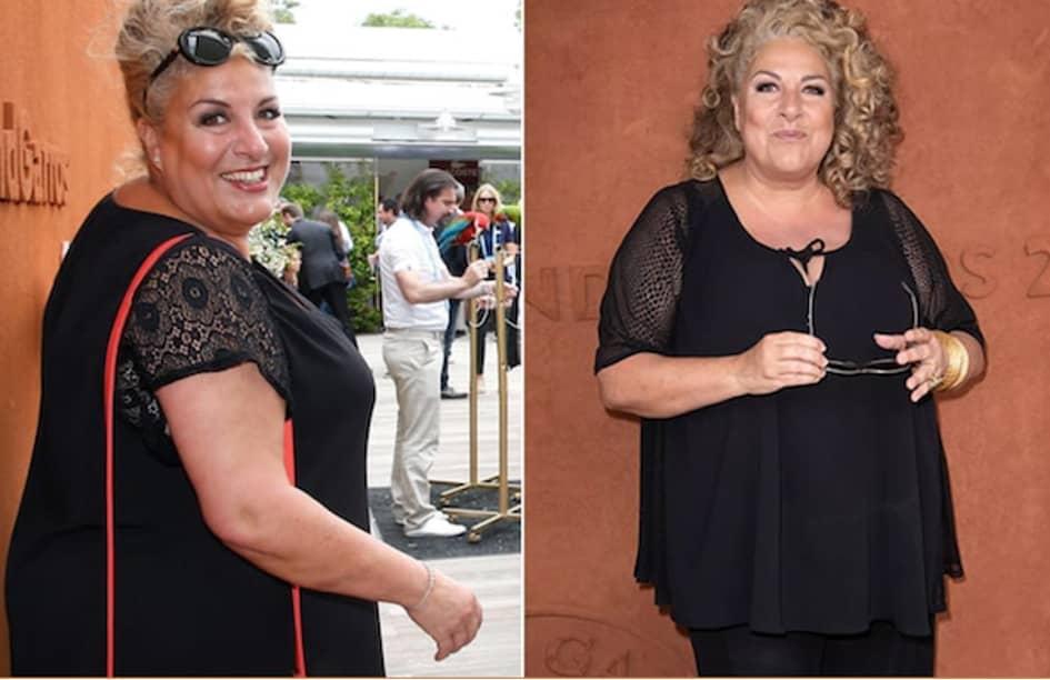 Marianne James, 5 Kilos En Moins En Plein Confinement