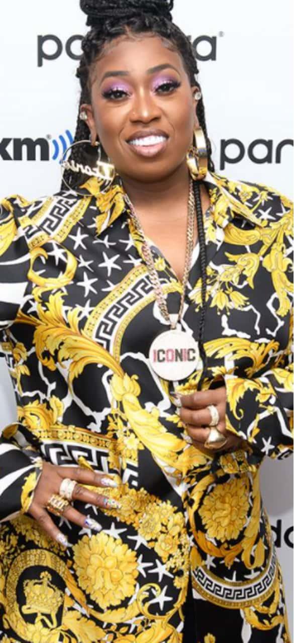 Missy Elliott Change Radicalement De Mode De Vie