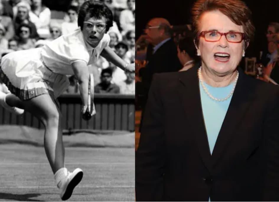 Billie Jean King, Joueuse De Tennis Professionnelle, Officialise Son Homosexualité En 1981