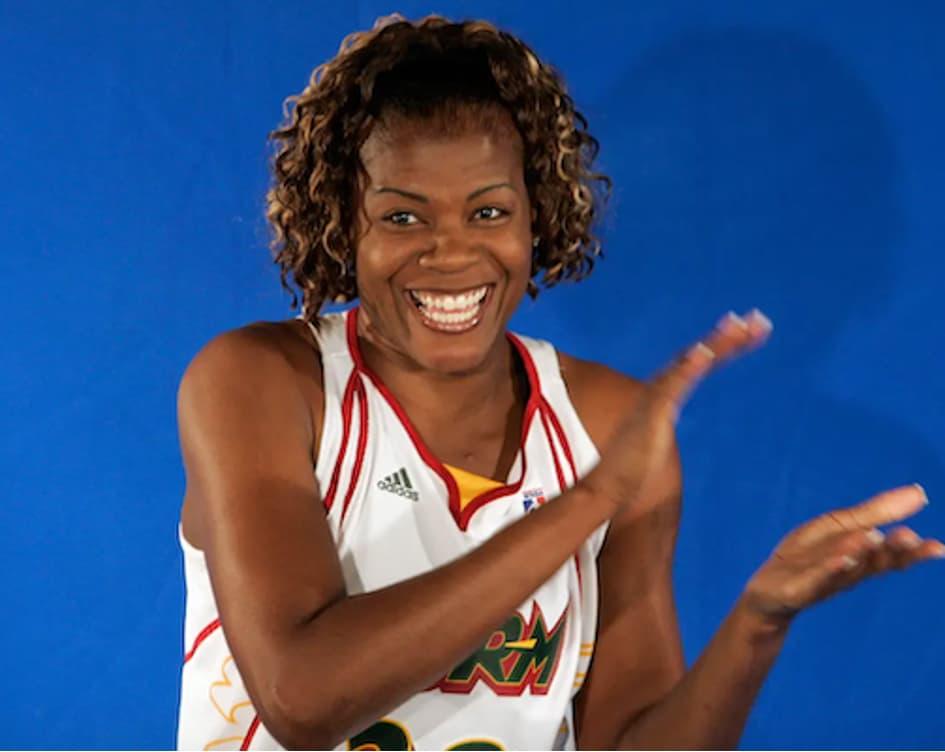 Sheryl Swoopes, Une Femme Ouvertement Gay à La WNBA