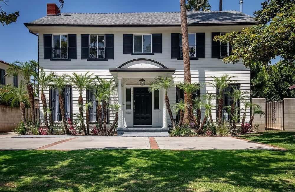 Meghan Markle's Former Estate – Los Angeles, California