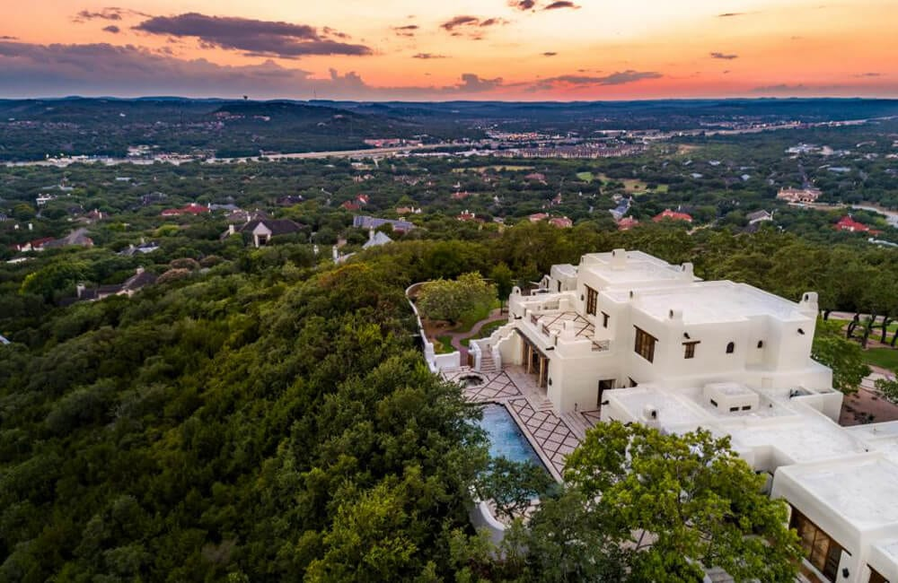 George Strait's Mansion – San Antonio, Texas