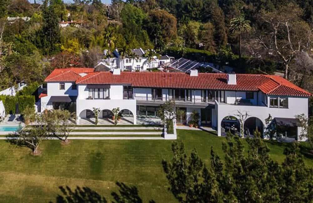 Lori Loughlin's Estate – Bel Air, California