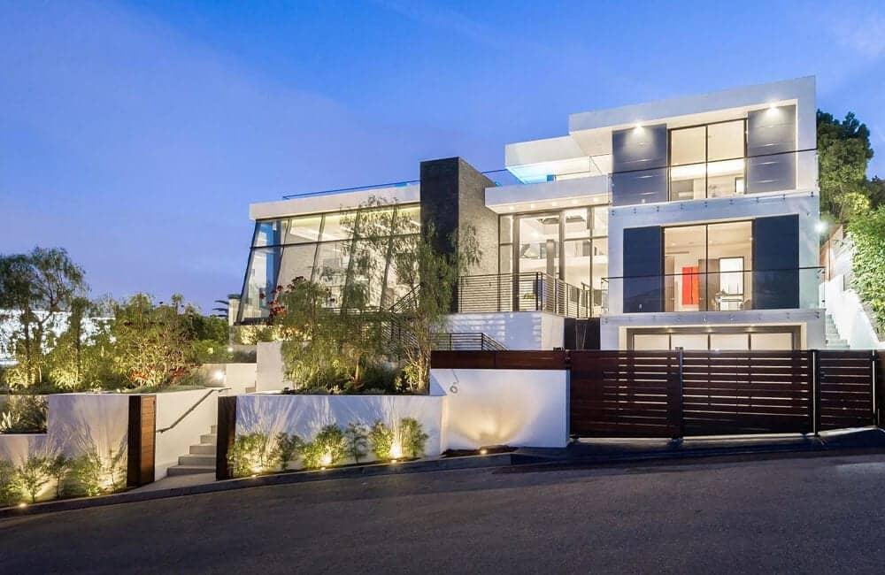 Mel B's LA Home – Los Angeles, California