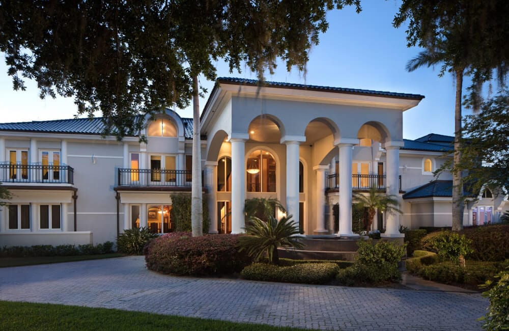 Shaquille O'Neal's Mansion – Windermere, Florida