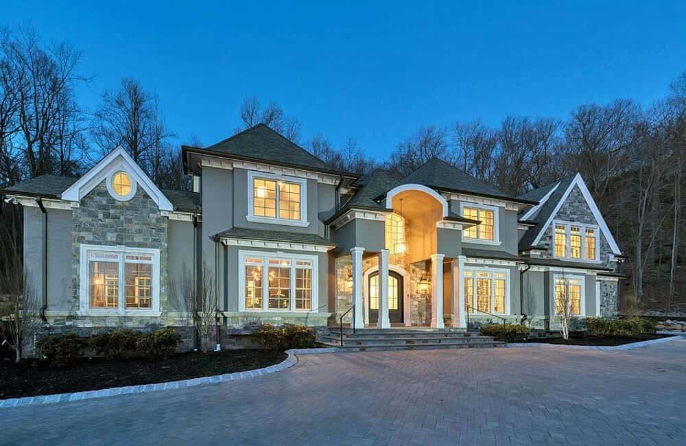 Kevin Jonas' Mansion – Montville, New Jersey