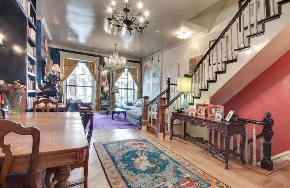Jemima Kirke's Home – Brooklyn, New York