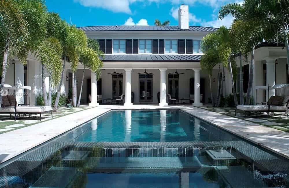 Alonzo Mourning's Mansion – Miami, Florida