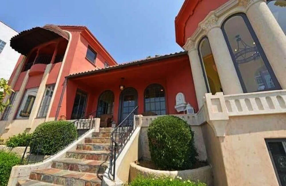 Eva Longoria's LA Mansion – Los Angeles, California