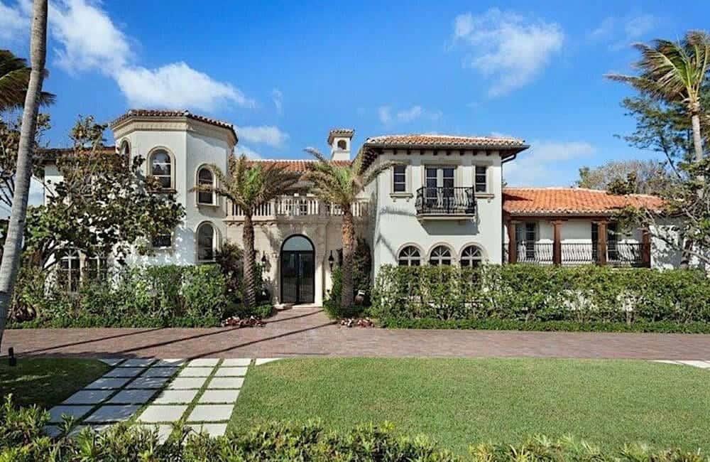 Billy Joel's Mansion – Palm Beach, Florida