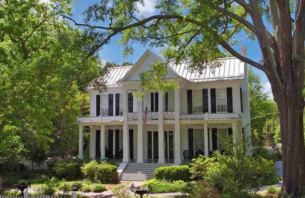 The Priestley House – Canton, Mississippi