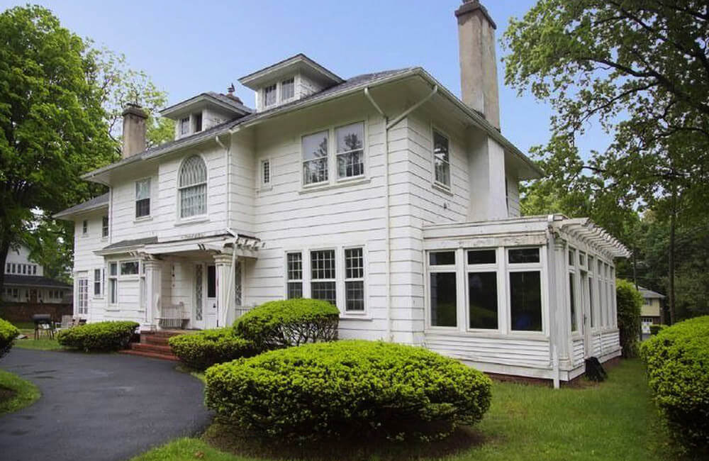 The $10 New Jersey Mansion – New Jersey