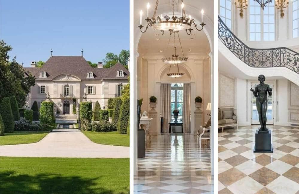 Tri Mansion – Dallas, Texas
