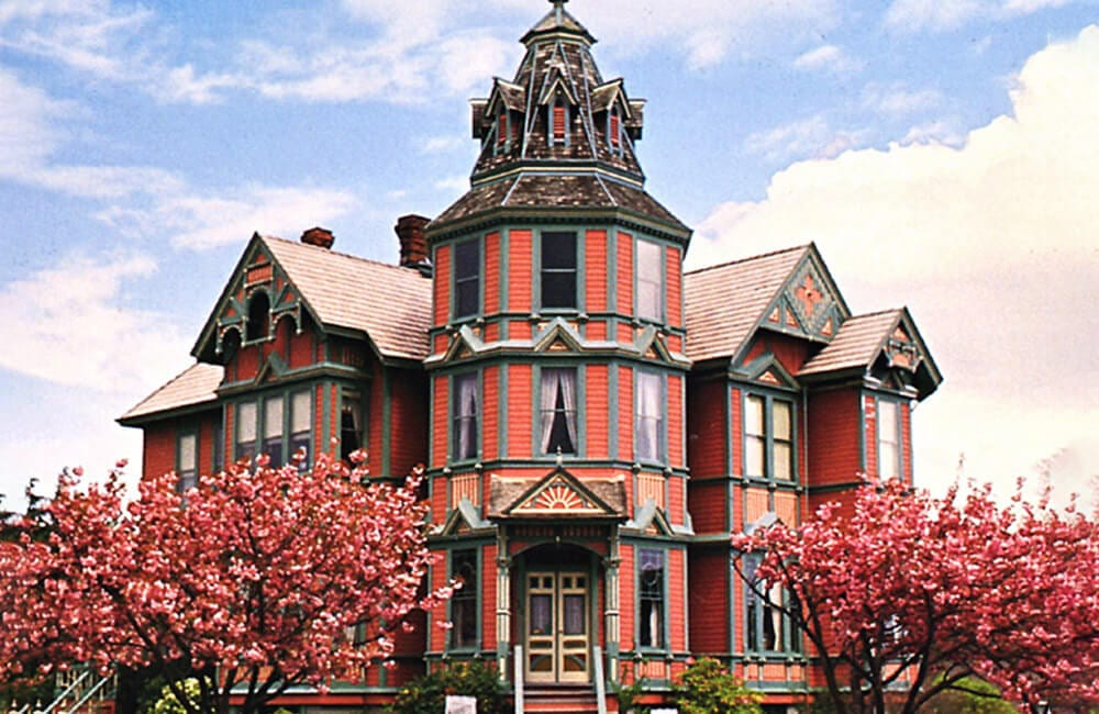 Ann Starrett Mansion – Port Townsend, Washington
