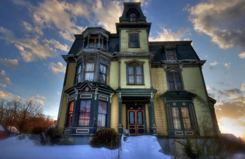 SK Pierce Mansion – Gardner, Massachusetts
