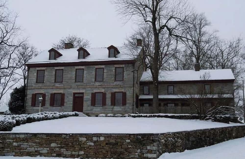 Forge Mansion – Womelsdorf, Pennsylvania