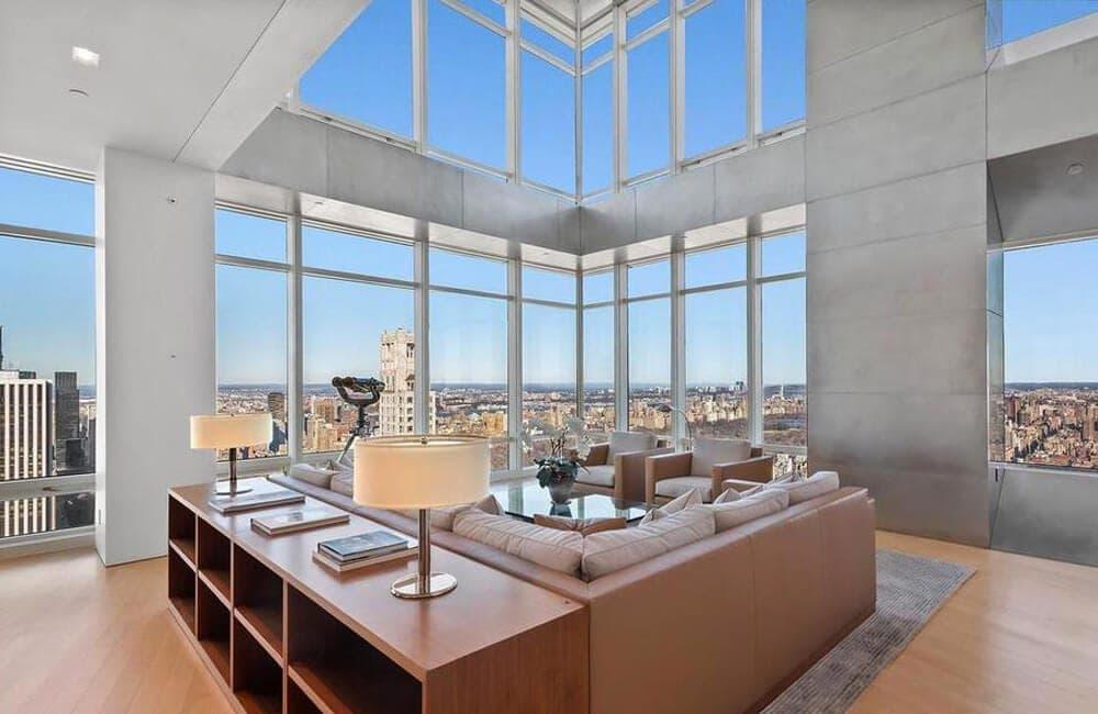 Steve Cohen's Penthouse – New York City, New York