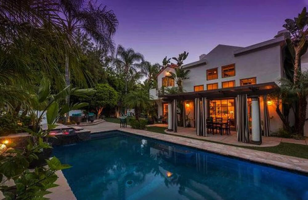 Joey Lawrence's Mansion – Encino, California