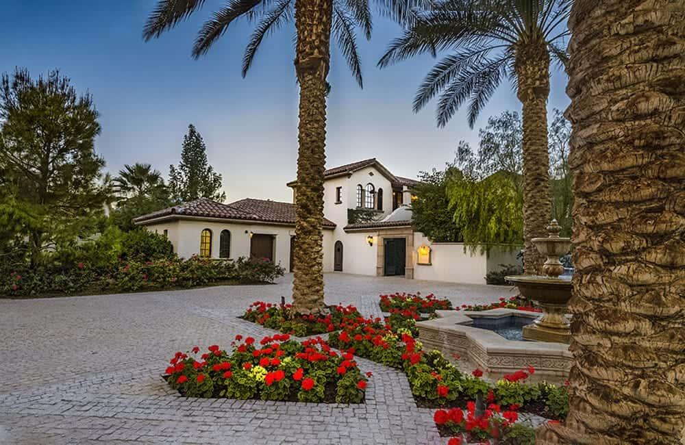 Sylvester Stallone's California Estate – La Quinta, California