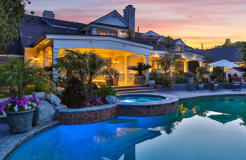 Jennifer Lopez's Mansion – Los Angeles, California