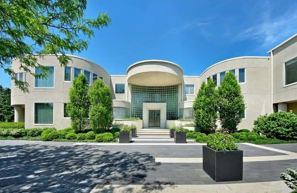 Michael Jordan's Chicago Estate – Chicago, Illinois