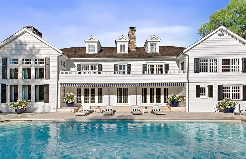 Tommy Hilfiger's Mansion – Greenwich, Connecticut