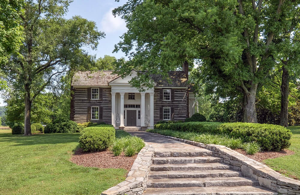 Faith Hill And Tim McGraw's Mansion – Tennessee