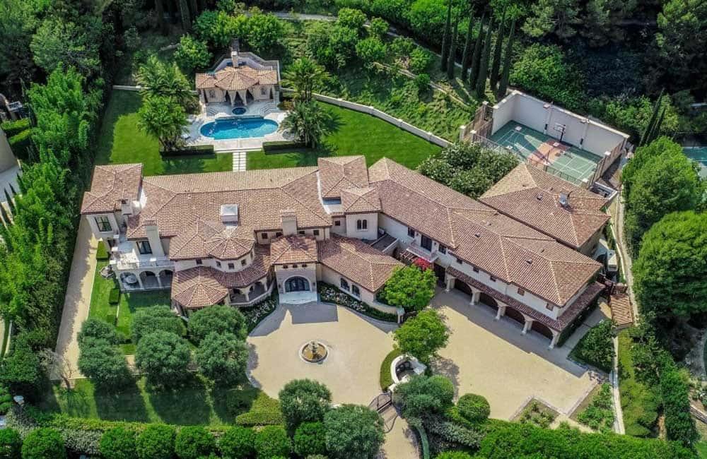 Sofia Vergara's Beverly Park Home