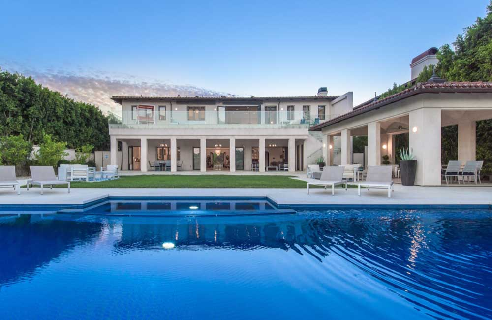 Kathy Griffin's Bel Air Home
