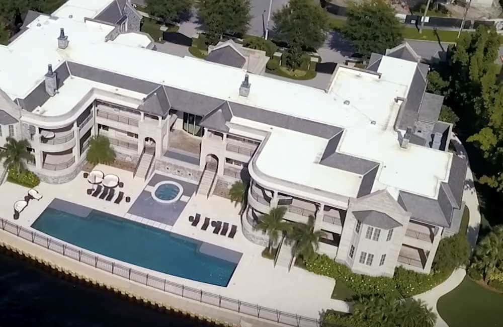 Derek Jeter's Tampa Bay Home