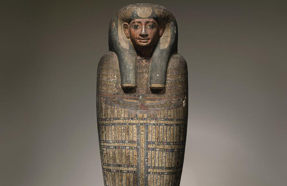 Sarcophagus Of Princess Sopdet Em Haawt