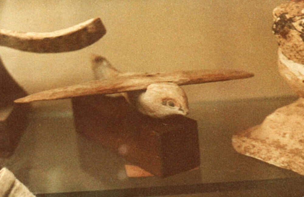 Egyptian Saqqara Glider Model